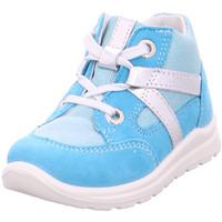 Schuhe Kinder Sneaker High Legero Mel  Lauflernstiefel KF türkis kombi