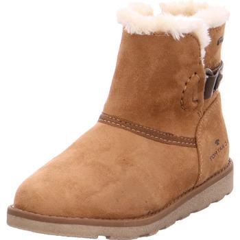 Schuhe Mädchen Schneestiefel Pep Step 1670203,camel 00070Camel