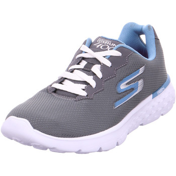 Schuhe Sneaker Low Skechers NV CCBLcharcoal/blue