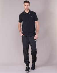 Kleidung Herren Jogginghosen Puma ACTIVE WOVEN PANT Schwarz