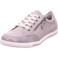 Schuhe Damen Sneaker Low Firence bis25mm-Sp.Bod.Abs grey