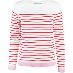 Kleidung Damen Pullover B.young Pimba Pullover weiß