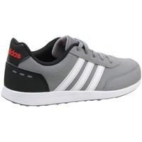 Schuhe Kinder Sneaker Low adidas Originals VS Switch 2 K Grau
