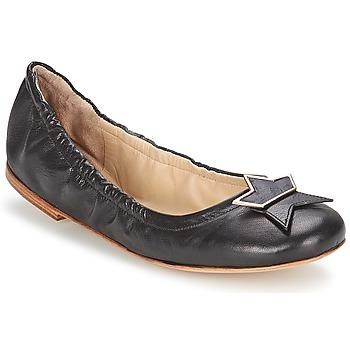 Schuhe Damen Ballerinas See by Chloé SB24125 Schwarz