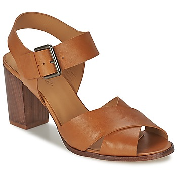 Schuhe Damen Sandalen / Sandaletten Emma Go CHILTERN Camel