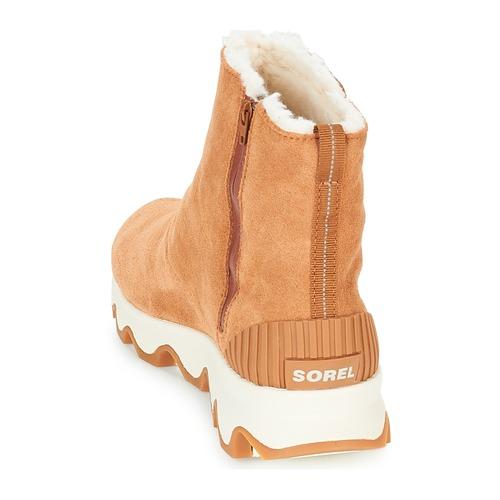 Sorel Schuhe KINETIC™ SHORT Camel  Schuhe Sorel Schneestiefel Damen 149,99 8c0cd7