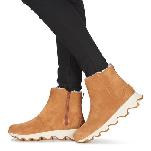 Sorel Kinetic Short Camel - Kostenloser Versand Schuhe Schneestiefel Damen 75 pPg0znqJ