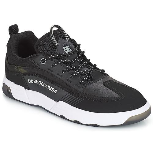 DC Shoes LEGACY98 SLM SE M SHOE BLO Schwarz  Schuhe Sneaker Low Herren 109