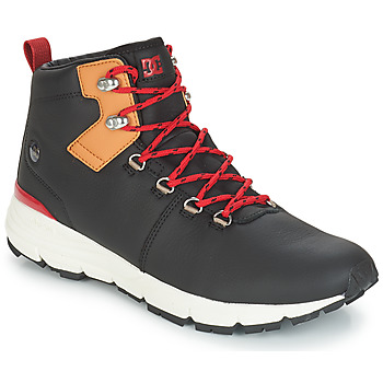 Schuhe Herren Sneaker Low DC Shoes MUIRLAND LX M BOOT XKCK Schwarz / Rot