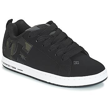 Schuhe Herren Skaterschuhe DC Shoes CT GRAFFIK SE M SHOE BLO Schwarz