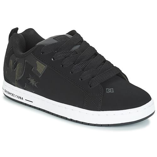 DC Shoes CT GRAFFIK SE M SHOE BLO Schwarz  Schuhe Skaterschuhe Herren 94,99