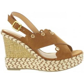 Schuhe Damen Sandalen / Sandaletten Sprox 391013-B6600 Marrón