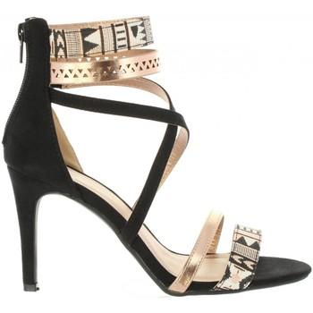 Schuhe Damen Sandalen / Sandaletten Sprox 391513-B6600 Negro