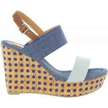 Schuhe Damen Sandalen / Sandaletten Sprox 385913-B6600 Azul
