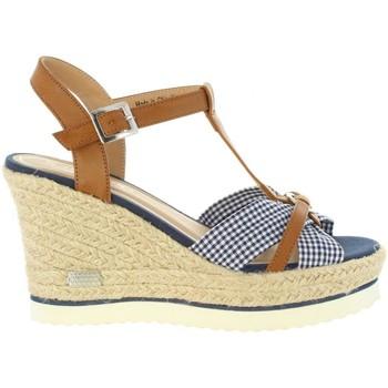 Schuhe Damen Sandalen / Sandaletten Sprox 395603-B6600 Marr?n