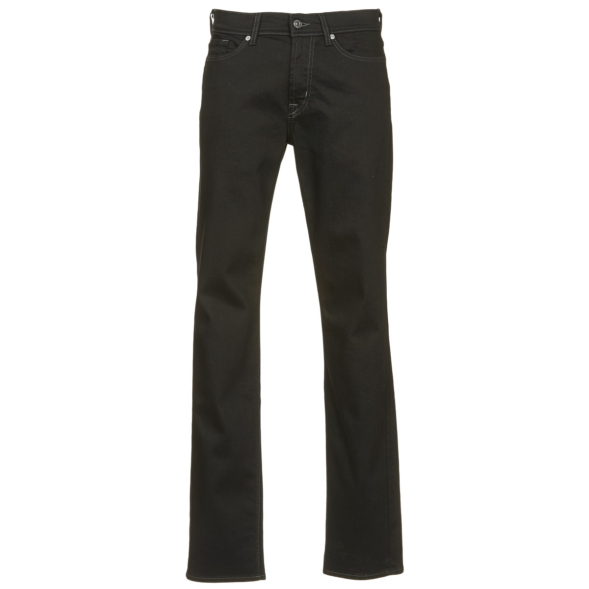 7 for all Mankind SLIMMY LUXE PERFORMANCE Schwarz