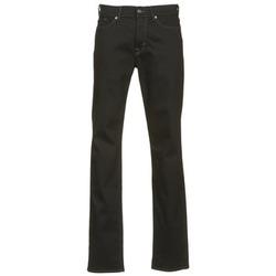 Kleidung Herren Slim Fit Jeans 7 for all Mankind SLIMMY LUXE PERFORMANCE Schwarz