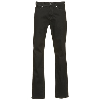 Kleidung Herren Slim Fit Jeans 7 for all Mankind SLIMMY LUXE PERFORMANCE Schwarz