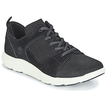 Schuhe Herren Sneaker High Timberland FlyRoam Leather Oxford Schwarz