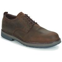 Schuhe Herren Derby-Schuhe Timberland Squall Canyon PT Oxford Braun