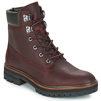 Schuhe Damen Boots Timberland London Square 6in Boot Bordeaux