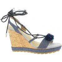 Schuhe Damen Sandalen / Sandaletten Maria Mare 66792 Azul