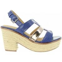 Schuhe Damen Sandalen / Sandaletten Maria Mare 66691 Azul