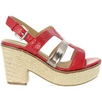 Schuhe Damen Sandalen / Sandaletten Maria Mare 66691 Rojo