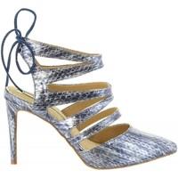 Schuhe Damen Sandalen / Sandaletten Maria Mare 66631 Azul