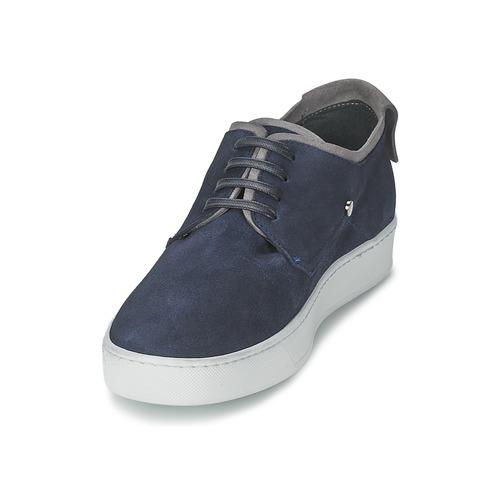 CK Schuhe Collection CUSTO Blau  Schuhe CK Sneaker Low Herren 157,50 d22ba3