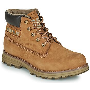 Schuhe Herren Boots Caterpillar FOUNDER Braun