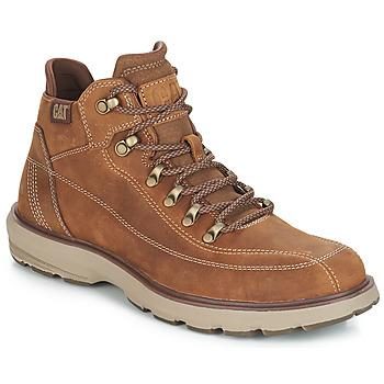 Schuhe Herren Boots Caterpillar PRIME Beige