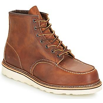 Schuhe Herren Boots Red Wing CLASSIC Braun