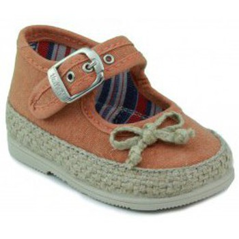 Schuhe Kinder Sneaker Low Vulladi CANVAS ORANGE