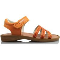 Schuhe Mädchen Sandalen / Sandaletten Pablosky OLIMPO SANDALE MADCHEN ORANGE