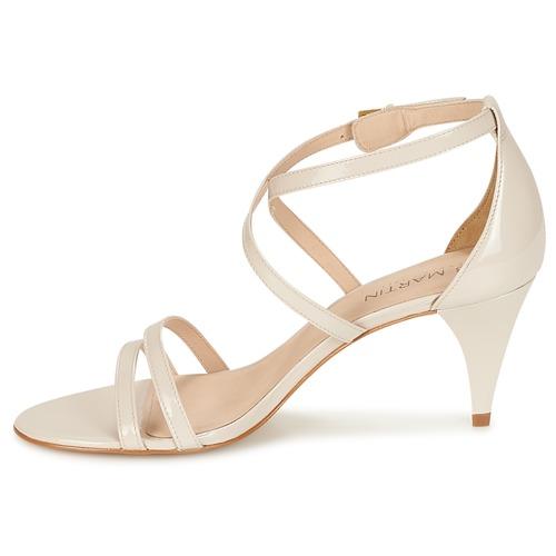 JB Martin 2SUNRISE / Beige  Schuhe Sandalen / 2SUNRISE Sandaletten Damen 90,30 5066fc