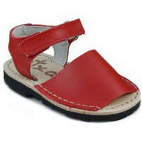 Schuhe Kinder Sandalen / Sandaletten Arantxa Menorquinas handgemachten Kinder ROT