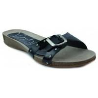 Schuhe Damen Sandalen / Sandaletten Vienty BIO CHAROL SCHWARZ