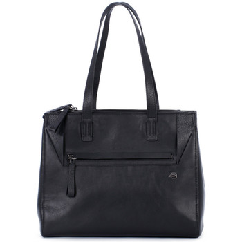 Piquadro Shopper SHOPPING BAG NERO