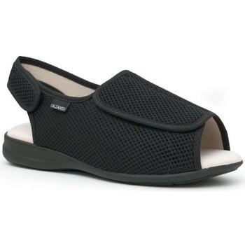 Schuhe Pantoffel Calzamedi Schuhe  bequem BLACK