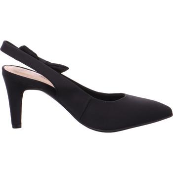 Schuhe Damen Sandalen / Sandaletten S.Oliver Da.-Sling BLACK 001
