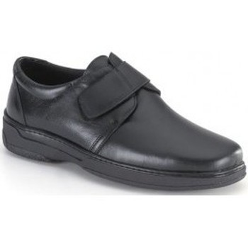Schuhe Herren Derby-Schuhe Calzamedi diabetischen Fuß Schuh SCHWARZ