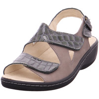 Schuhe Damen Sandalen / Sandaletten Portina - 42.418 braun