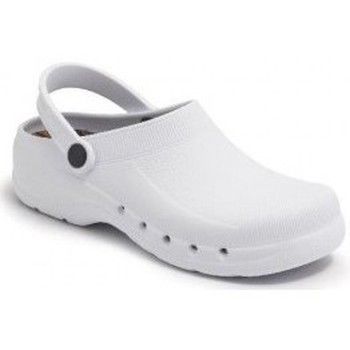 Schuhe Pantoffel Calzamedi Unisex Clogs bequemen anatomischen pvc WEIB