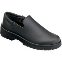 Schuhe Slipper Calzamedi Unisex-Toiletten SCHWARZ