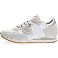Schuhe Damen Sneaker Low Philippe Model Paris TRLD SD01 TROPEZ LOW SNEAKERS Damen WHITE WHITE