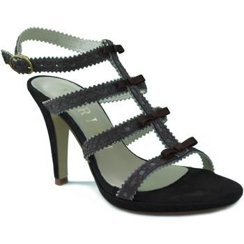 Schuhe Damen Sandalen / Sandaletten Marian Heels Party BRAUN