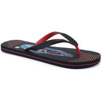 Schuhe Herren Zehensandalen MTNG MUSTANG MAN Poolshoes SCHWARZ