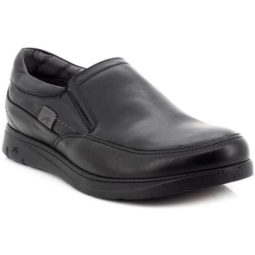 Fluchos F0051-MASA Schwarz - Schuhe Slipper Herren 94,90