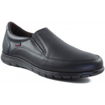 Schuhe Herren Slipper CallagHan GRASO SUN EXTRALIGHT M 81311 SCHWARZ